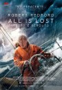 All Is Lost - Tutto è perduto: locandina italiana del film con Robert Redford