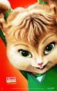 Alvin and the Chipmunks: The Squeakquel - tutti i coloratissimi character poster