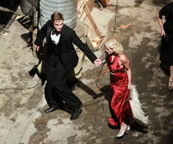 Ancora foto di Robert Pattinson e Reese Witherspoon sul set di Water for Elephants