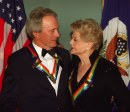 Angela Lansbury, Clint Eastwood, Kennedy Center Honors Gala, 2 dic 2000