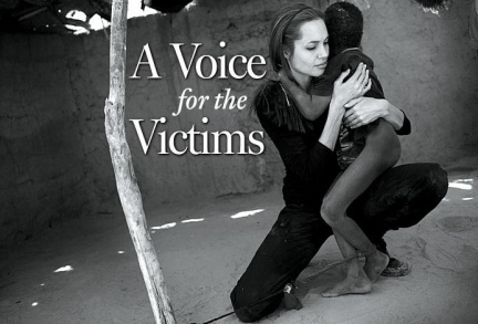 Angelina Jolie for Africa