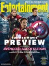 Avengers: Age of Ultron -  4 cover EW