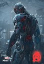 Avengers - Age of Ultron: nuovo character poster con Ultron
