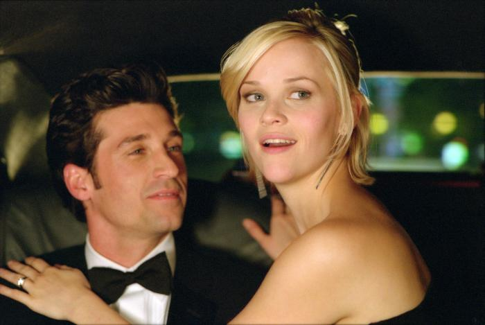 SWEET HOME ALABAMA, Patrick Dempsey, Reese Witherspoon, 2002, (c) Walt Disney