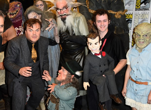 """Sony Pictures Entertainment's """"Goosebumps"""" Panel With Jack Black - Comic-Con International 2014"""