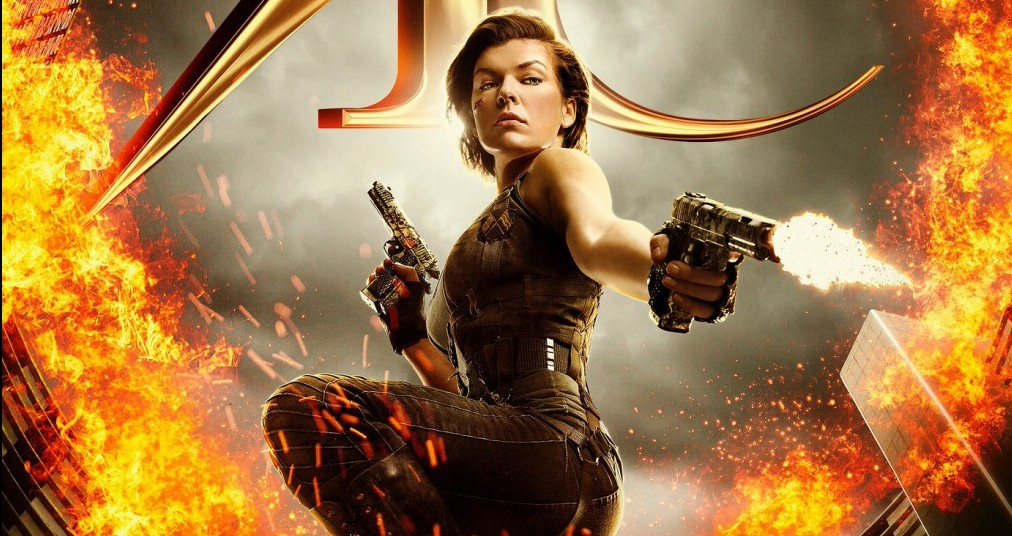 Resident Evil The Final Chapter Cast On Reclaiming: Trailer Italiano