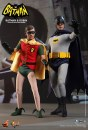 Batman e Robin - action figures Hot Toys di Adam West e Burt Ward (foto)