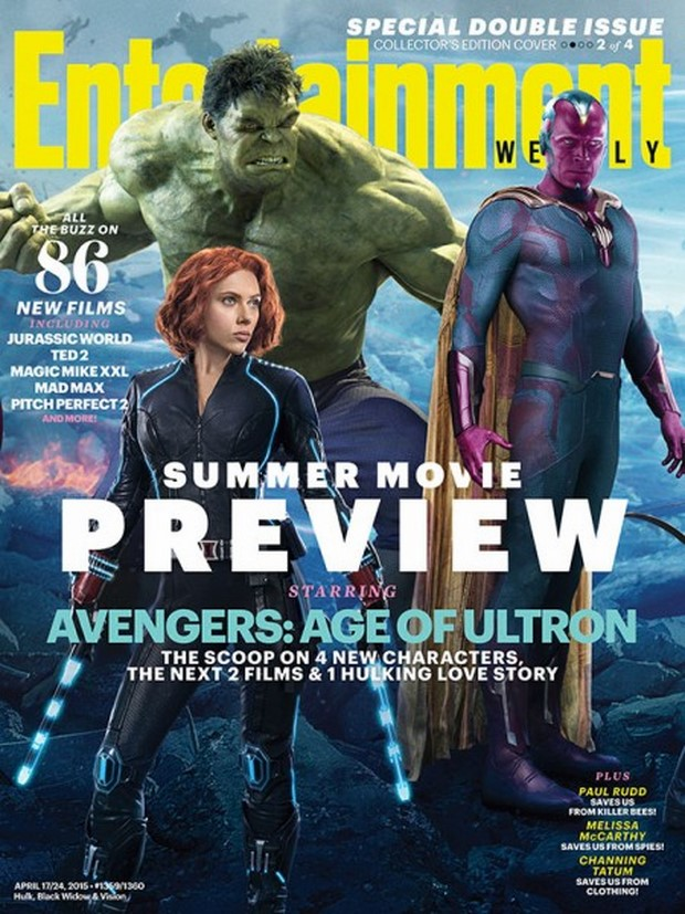 Avengers Age of Ultron - nuova featurette e quattro cover EW (4)