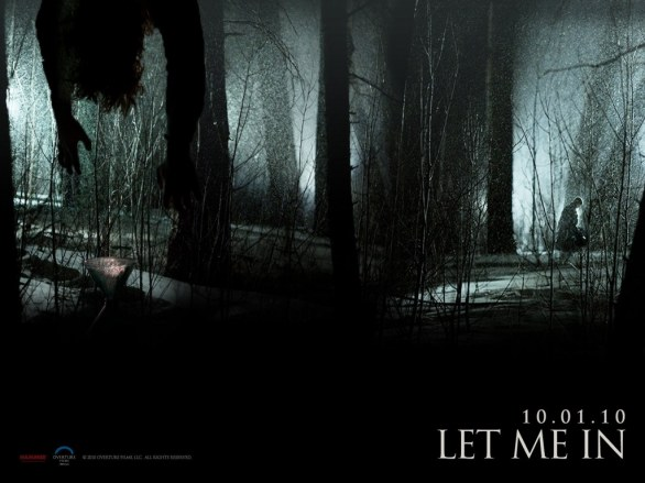 Blood Story: foto e wallpaper dell\'horror remake Let Me In