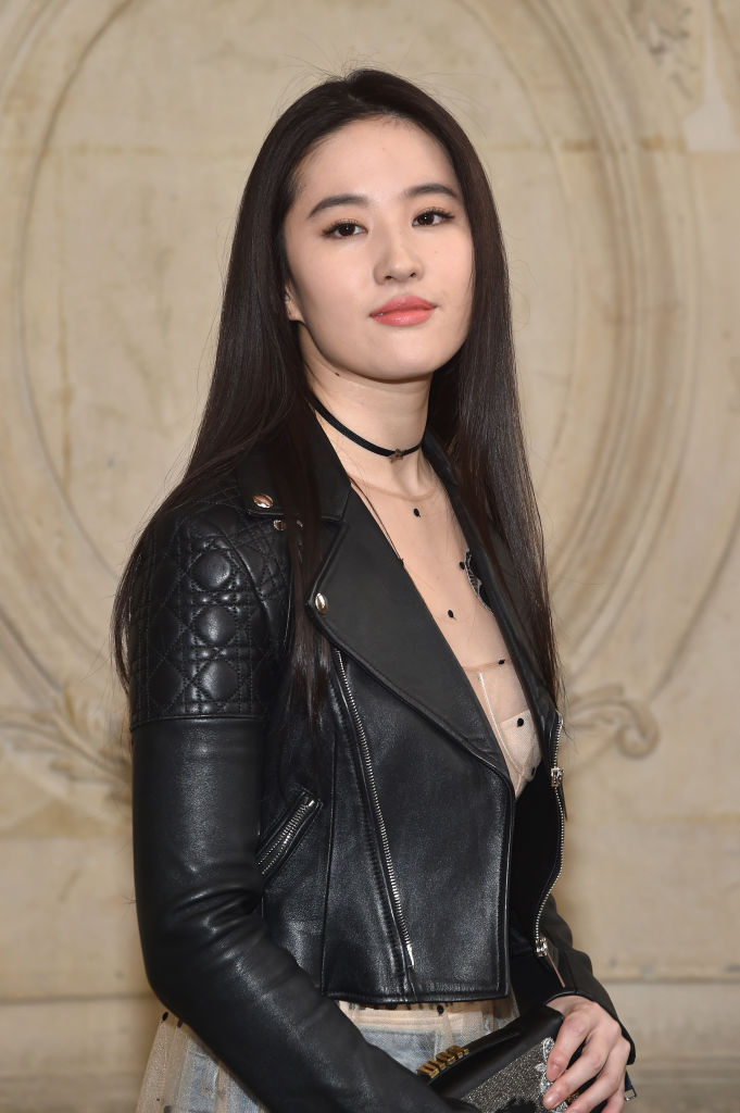 PARIS, FRANCE - MARCH 03:  Liu Yifei attends the Christian Dior show as part of the Paris Fashion Week Womenswear Fall/Winter 2017/2018 at Musee Rodin on March 3, 2017 in Paris, France.  (Photo by Pascal Le Segretain/Getty Images for Dior)