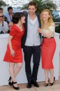 Cannes 2012 - il photocall di Cosmopolis e le foto del party AMfAR