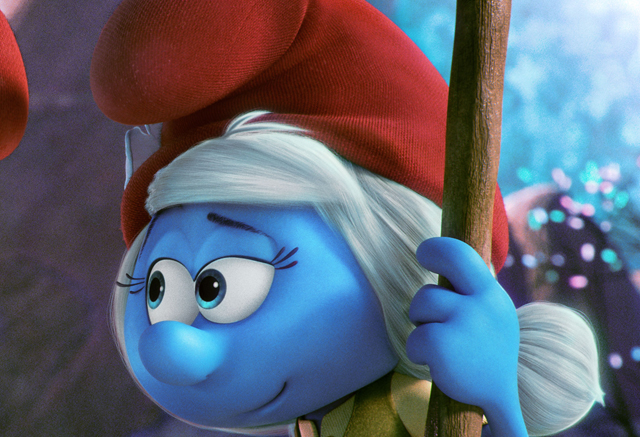 Smurfs The Lost Village Wikipedia 7014658 Ginkgobilobahelpinfo