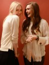 Dakota Fanning e Elizabeth Olsen, Very Good Girls, Sundance Film Festival, 22 gen 2013
