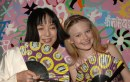 Dakota Fanning e Kaori Momoi, reception MMPA's 13th Annual Diversity Awards, 13 nov 2005