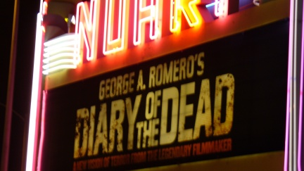 diary of the dead los angeles