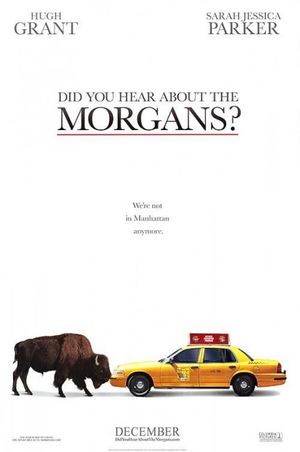 did_you_hear_about_the_morgans? poster