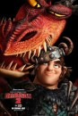 Dragon Trainer 2:  nuovi poster del sequel Dreamworks Animation