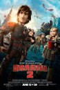 Dragon Trainer 2: tre nuovi poster del sequel Dreamworks Animation