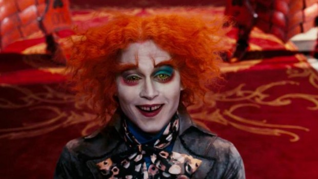 Alice In Wonderland 2: Johnny Depp sarà il Cappellaio Matto