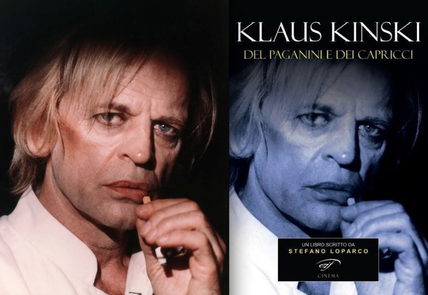 klaus kinski del paganini e dei capricci di stefano loparco. Black Bedroom Furniture Sets. Home Design Ideas
