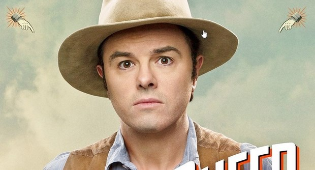 A Million Ways to Die in the West - 8 poster della commedia western di Seth MacFarlane (1)