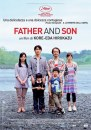 Father and Son:  locandina italiana del film premiato a Cannes 2013