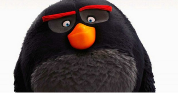 Angry Birds - The Movie primo teaser poster con Bomb