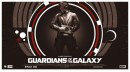 Guardians of the Galaxy: fan-made poster del nuovo cinecomic Marvel