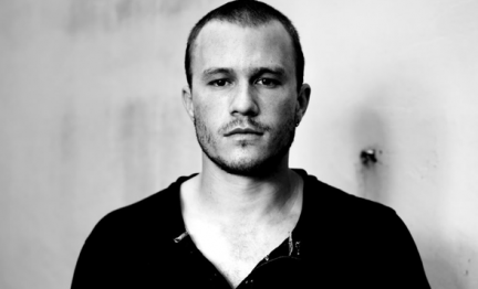 heath ledger foto bn20