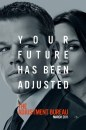 I guardiani del destino (The Adjustment Bureau) - due nuovi poster e qualche clip