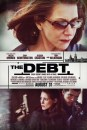Il Debito (The Debt) - locandina originale e poster francese del thriller con Helen Mirren e Sam Worthington