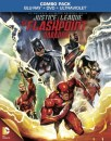 Justice League: The Paradox Flashpoint -  foto cover DVD e Blu-ray
