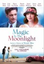 Magic in the Moonlight di Woody Allen: locandina ufficiale italiana