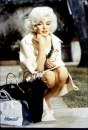 Marilyn Monroe: sul set del suo ultimo film Something's Got to Give - 1962 (mai concluso)