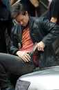 Mark Wahlberg e Will Farrell sul set Newyorkese di The Other Guys