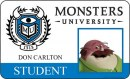 Monsters University character poster 10