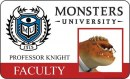 Monsters University character poster 11