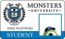 Monsters University character poster 13