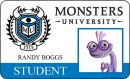Monsters University character poster 14