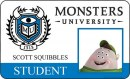 Monsters University character poster 15
