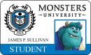 Monsters University character poster 16
