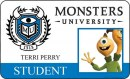Monsters University character poster 17