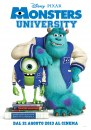 Monsters University: ecco il teaser poster italianoMonsters University: ecco il teaser poster italiano