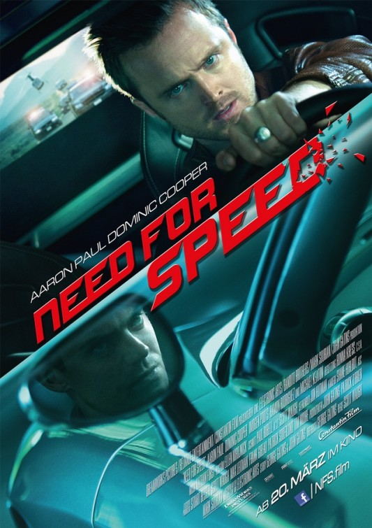 Need for Speed streaming ITA 2014