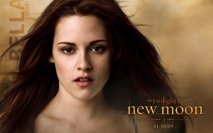 new moon bella wallpaper