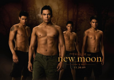 new moon licantropi