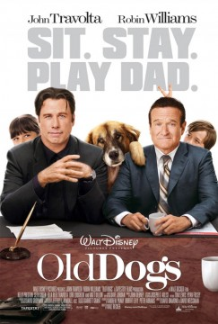 old dogs daddy sitter poster