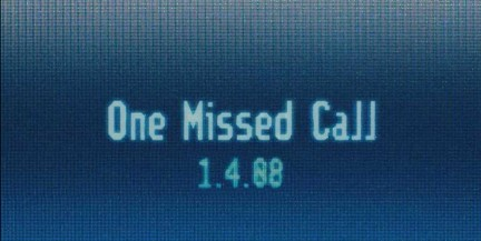 one missed call logo