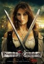 Pirates of the Caribbean: On Stranger Tides - i primi due character poster
