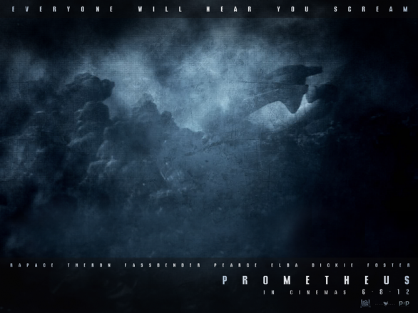 Prometheus: 38 Fan Made Poster
